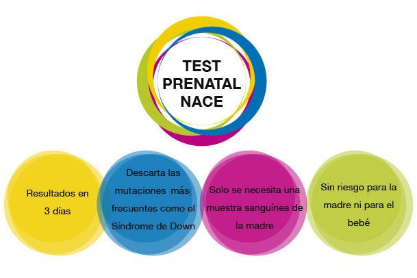 Test prenatal no invasivo NACE