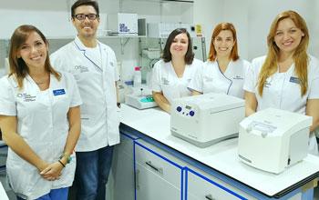Grupo Salud Finca España