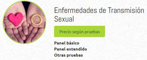 Perfiles enfermedades transmisión sexual