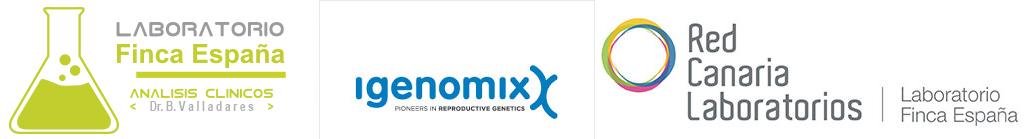 Laboratorio Finca España Igenomix Red Canaria de Laboratorios