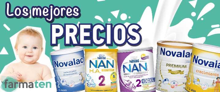 Ofertas alimentacion infantil Farmaten, tu Farmacia Online