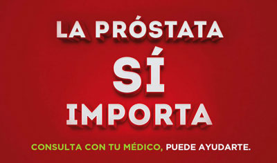 Campaña próstata