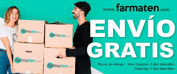 Farmaten farmacia online envío gratis Canarias