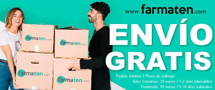 Farmaten farmacia online envio gratis Canarias
