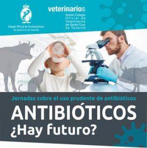 Cartel jornadas antibióticos