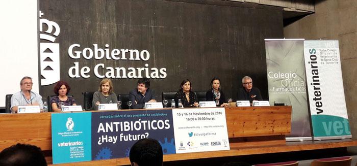 Jornadas resistencia antibióticos