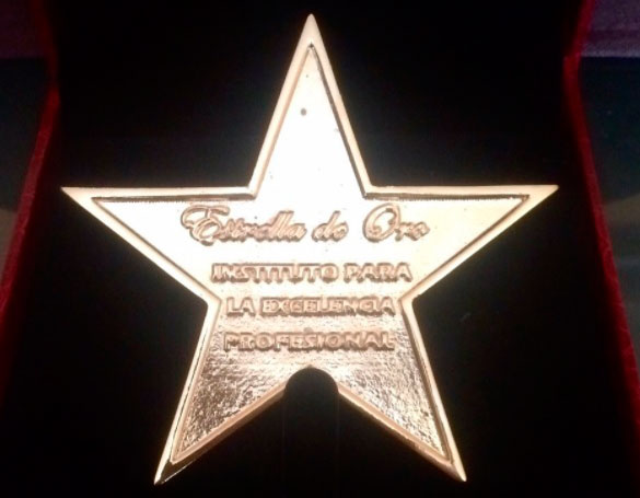 Estrella de Oro Laboratorio