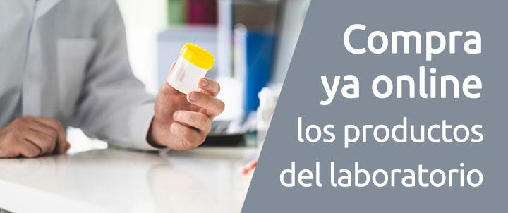 compra online productos laboratorio